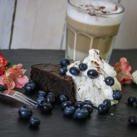 Low Carb/Keto Chocolate Cake