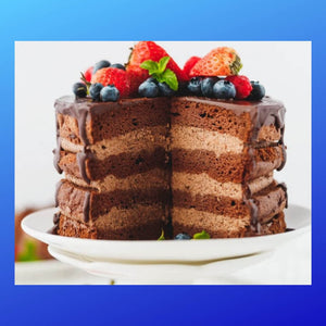 Exceptionally Tasty Keto Chocolate Cake!