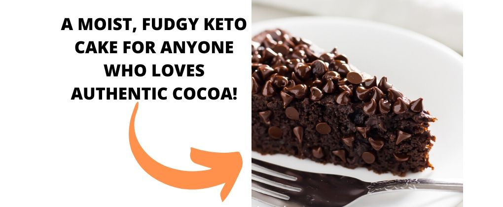 The best keto chocolate cake for chocolate lovers
