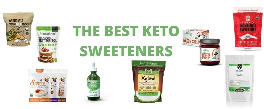 The Best Keto-Friendly Sweeteners