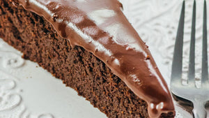 Delicious and Appetizing Keto Chocolate Cake. Perfect For Birthdays & Parties.