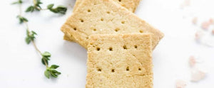 The Best Keto Almond Flour Crackers 2020