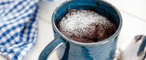 Delicious Keto Chocolate Mug Cake | 2021