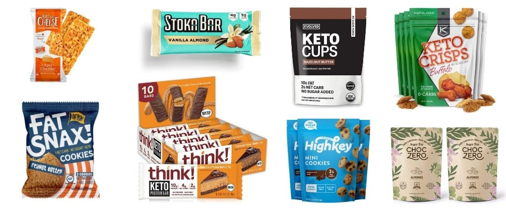 Top Store-Bought Keto Snacks
