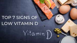 Top 7 Signs of Low Vitamin D in 2020.