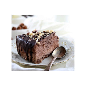 Appetizing Chocolate Cheesecake