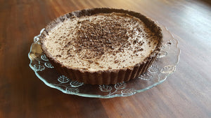 Flavoursome Keto Chocolate Cheesecake
