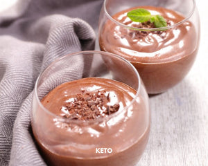 The Best Keto & Low Carb Chocolate Pudding 2020