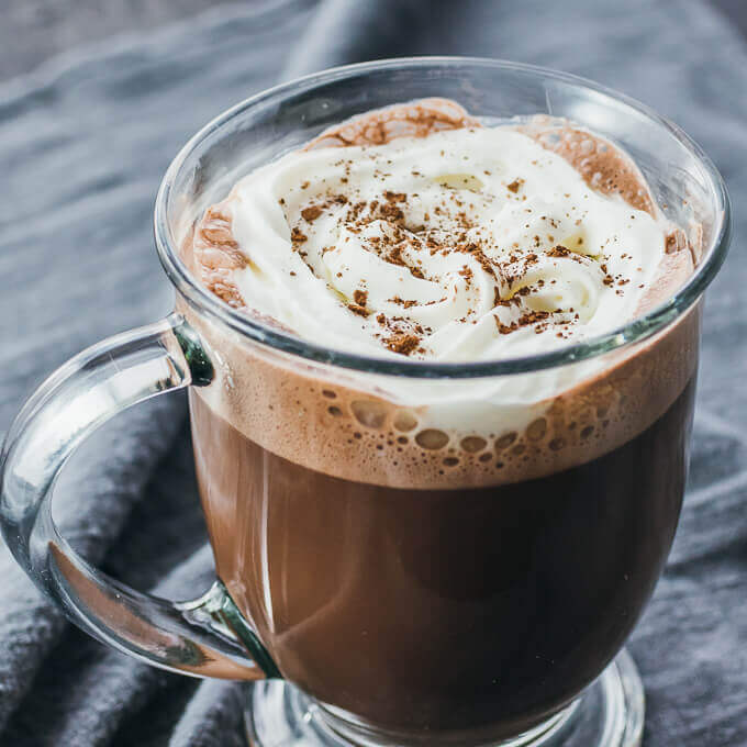How to Make Tasty Keto Hot Chocolate in 5 Minutes.