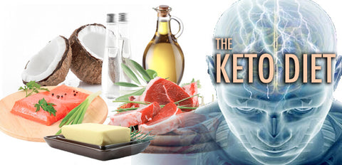 What is the main difference between the keto diet and the paleo diet?