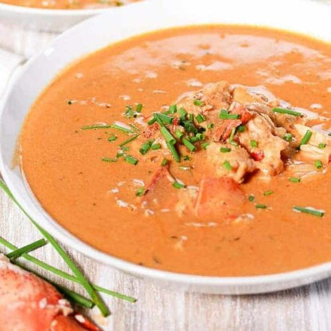 Easy Lobster Bisque Keto