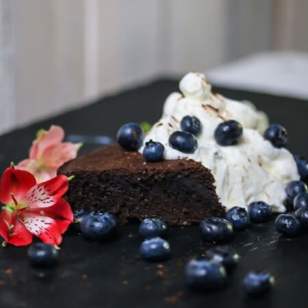 zero carb chocolate cake