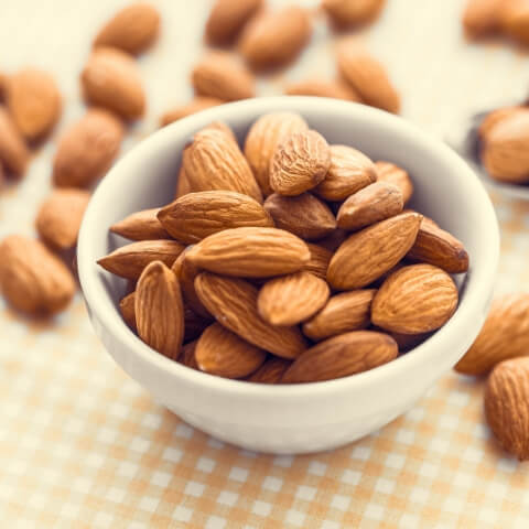 almonds and ketogenic diet