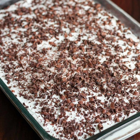 sugar-free chocolate lasagna