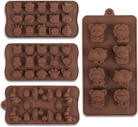 baking molds for chocolate