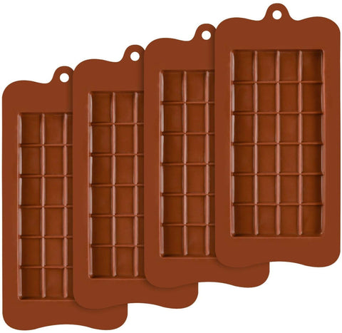 molds for baking with chocolate