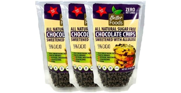 BetterFoods Chocolate Chips