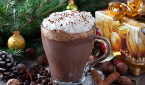 Christmas Keto Hot Chocolate (Bulletproof)