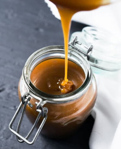 Delicious Low-Carb Caramel Sauce
