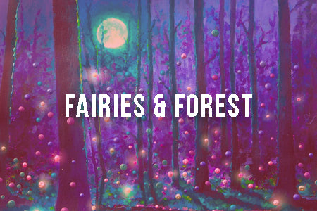 Fairies & Forest