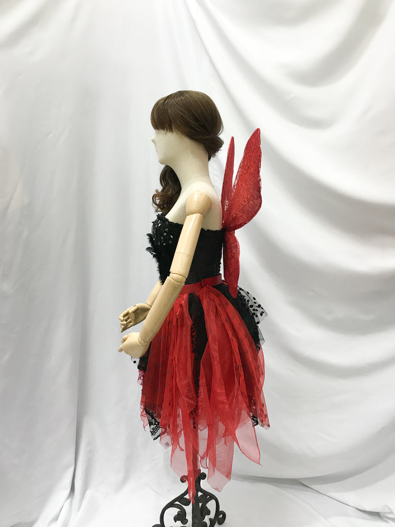 Black & Red Fairy