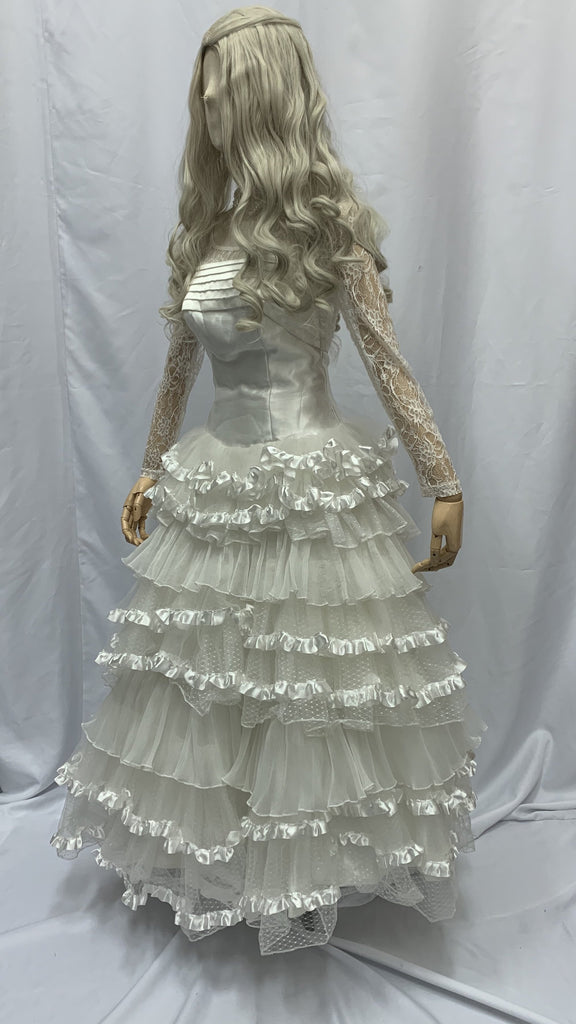 White Queen, Alice in Wonderland | Awesome Costumes Singapore