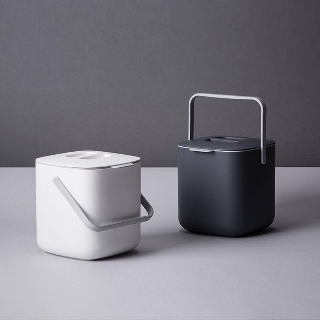 Phenomenal Harra Home Double Layer Waste Compost Bin With Lid Odor Free Food Trash Container Compostable Bin Indoor Composter Caddy Box Garbage Pail Charcoal Download Free Architecture Designs Parabritishbridgeorg