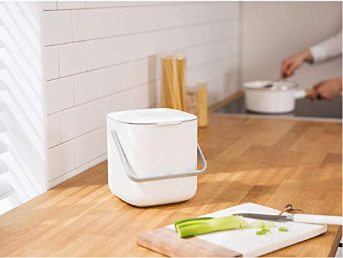 Brilliant Harra Home Double Layer Compost Bin With Lid Food Waste Download Free Architecture Designs Parabritishbridgeorg