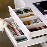 Expandable Drawers Organizer, Tidying Up With Small Boxes For Organizing Home (Pack Of 4)