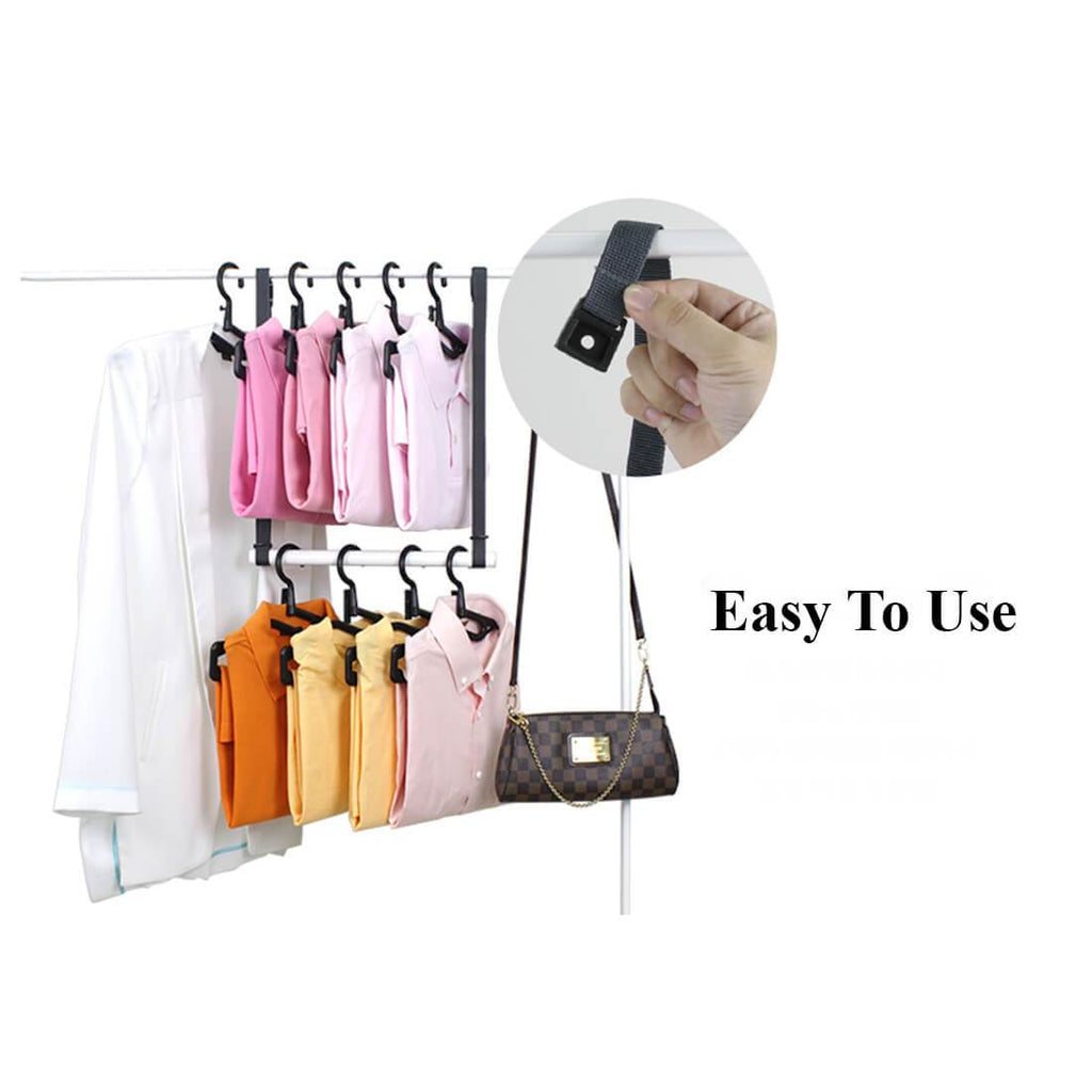 HARRA HOME Magic Folding Hanger
