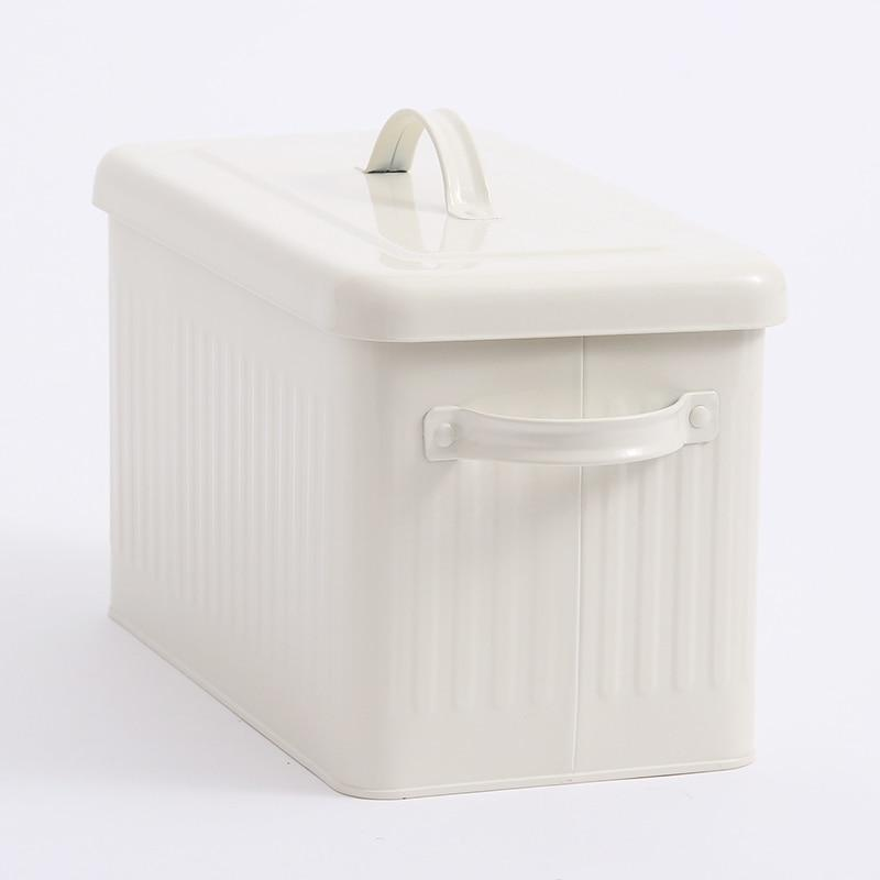Storage Boxes & Bins - Space Saving Extra Large Vertical Bread Box For Kitchen Countertops - Holds 2 Loaves