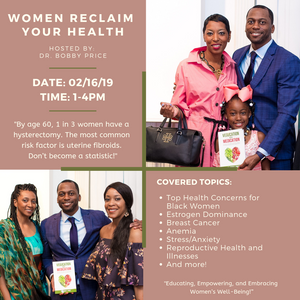 Women Reclaim Your Health