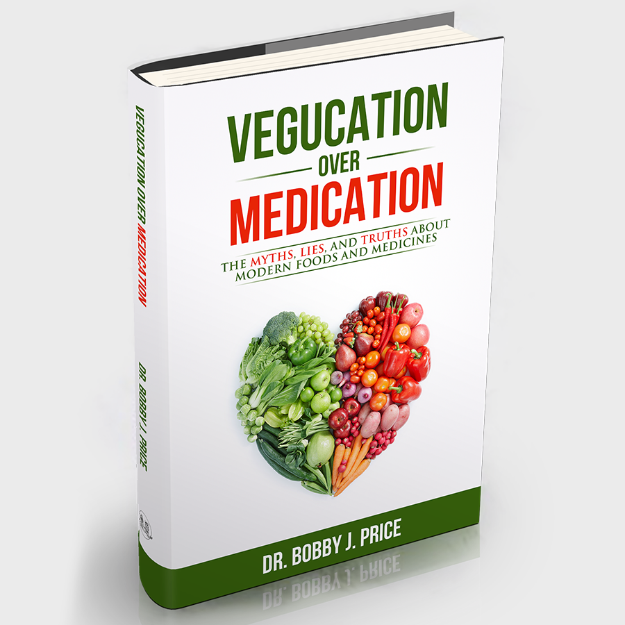 Vegucation Over Medication