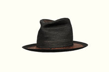 Load image into Gallery viewer, philippe urban,hat,montreal ,canada,fedora,straw,panama,millinery,hatmaker