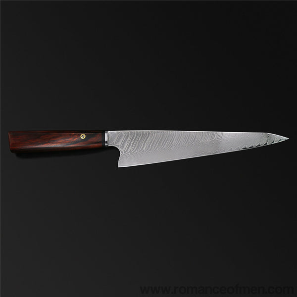 "Zen Series Japanese 8"" Chef's Knife-Romance of Men"