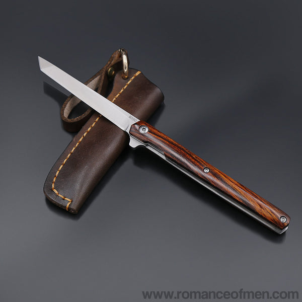 The Penife M390 Folding knife-Romance of Men