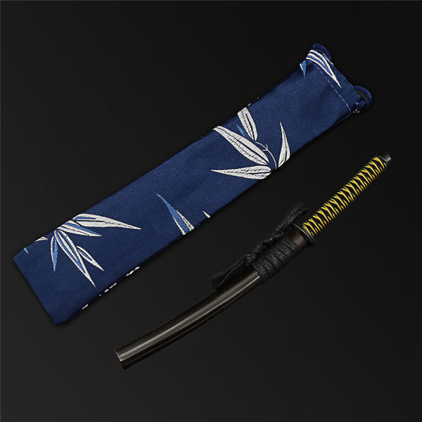 The Musashi Damascus Steel Mini Samurai Letter Opener