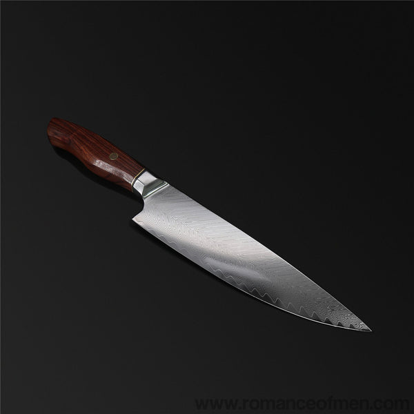 "Zen Series Classic 8"" Chef's Knife-Romance of Men"