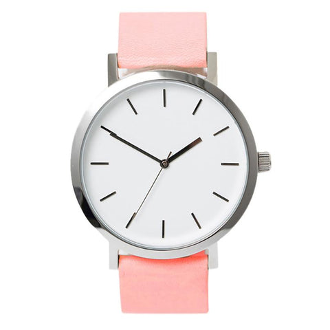 Woman's Pink Watch