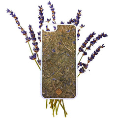 Organic Lavender iPhone Case