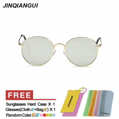 Retro Titanium Sunglasses