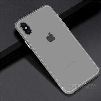 Ultra Thin Matte iPhone Case
