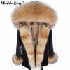 Image of Maomaokon Fur Lined Winter Jacket