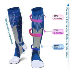 1 Pair Compression Socks