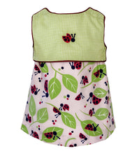 Load image into Gallery viewer, ladybugs dress