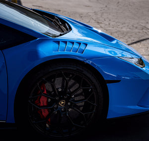 LAMBORGHINI HURACAN 1016 INDUSTRIES FENDER / SIDE WINGS
