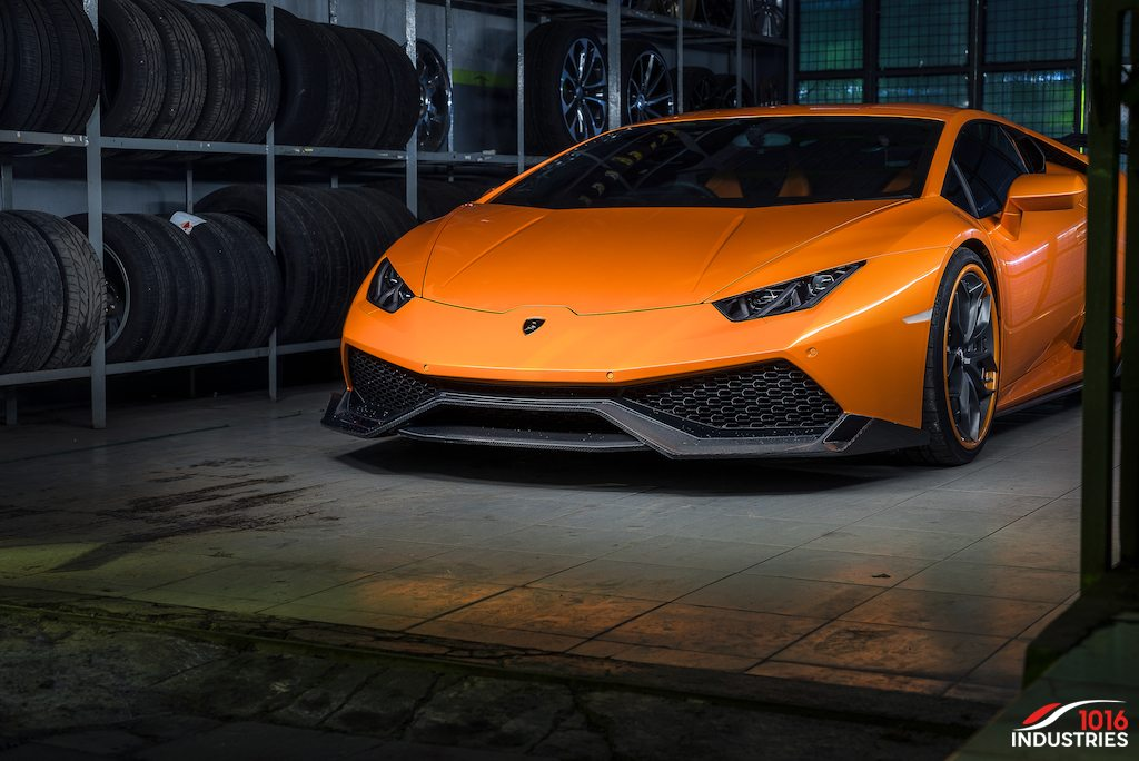 LAMBORGHINI HURACAN 1016 INDUSTRIES AERO KIT LP610-4