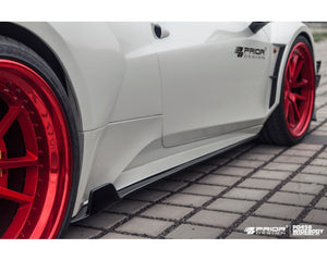FERRARI 458 PRIOR DESIGN WIDE BODY AERO KIT