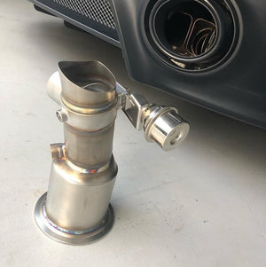 PORSCHE 911 / GT2 RS IPE INNOTECH PERFORMANCE EXHAUST DOWNPIPES