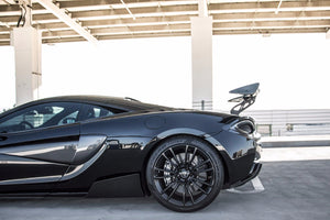 MCLAREN 570S 1016 INDUSTRIES - CARBON WING / SPOILER